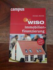 WISO: Immobilienfinanzierung von Michael Hölting (2011, Taschenbuch)