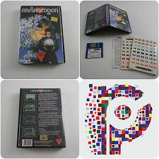 L'uomo Armageddon MARTECH un gioco per il computer Commodore AMIGA testedworking