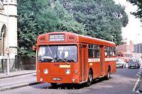 London Transport SMS631 EGN631J 6x4 Bus Photo Ref L251