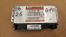 AUDI A6 2.5TDI ABS CONTROL UNIT MODULE 4D0907379D