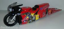 1:9 Scale Racing Champions Antron Brown 2001 Jurassic Park Suzuki Pro Stock Bike