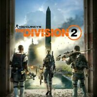 Tom Clancy's The Division 2 Standard Edition Playstation 4 Brand New and Sealed