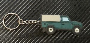 Landrover 110 Key Anello Truck Cab and 3/4 Tilt Green