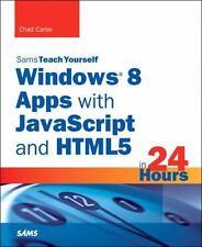 "WINDOWS 8 ""Sams Teach Yourself Windows 8 Apps with JavaScript and HTML5"""