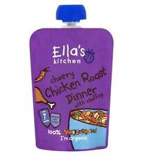 Ella'S Kitchen Cheery Chicken Roast Dinner With Stuffing From 7 Months 130G
