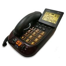 Clarity Alto Plus Amplified Corded Phone with Caller ID & ClarityLogic