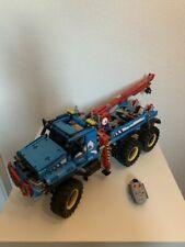 Lego Technic 42070 - Allrad Abschleppwagen - Unbespielt