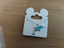 Disney Dolphin Necklace from WDW.