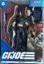 "GI Joe Classified Series Cobra Zartan Action Figure 6"" Hasbro"