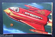 il mondo del futuro 125 picture cards figurine lampo 1959 figurines lampo cromos