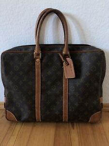 Louis Vuitton Aktentasche Leder Gebraucht