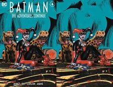 Batman Adventures Continue 6 Olivia De Berardinis Harley Quinn Virgin Variant