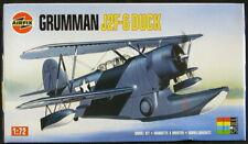 1/72 Airfix Models Grumman J2F6 Duck Amphibian *Nmib*