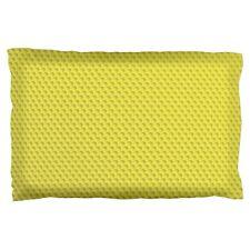 Golf Ball Costume Yellow Pillow Case