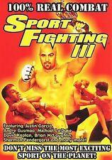 Sport Fighting 3 DVD - MMA