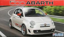 FIAT 500 Abarth - 124  - Fujimi