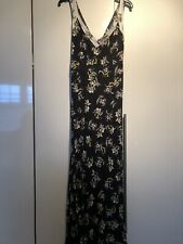 warehouse maxi dress size 14