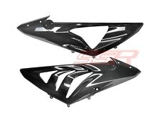 2012-2014 BMW S1000RR Side Panel Infill Cover Fairing Set Carbon Fiber Twill