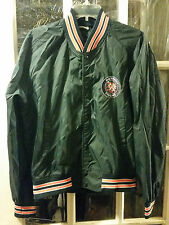 VINTAGE Detroit Tigers Button Up Jacket Adult Large Spring Training Opening Day