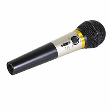 Wired Karaoke Microphone w/ Echo Sound Effect with Built-in Echo Control