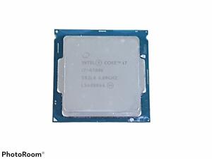 Intel SR2L0 Core i7-6700K Socket 1151 4GHz 8MB Cache Quad-Core CPU AS-IS