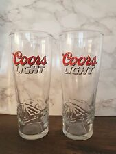 2 Cobra Indian Lager One Pint Glasses Beer Glass New Two 2 CE M10 RARE Pair Of