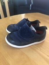 Clarks infant boys shoes size 4 F