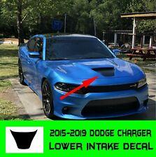 Dodge Charger Intake Hood Decal Daytona SRT Hellcat 392 Scat Pack 2015-2019