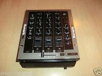 Numark M4 3-Kanal Tabletop Mixer, voll funktionsfähig, 2 Jahre Garantie
