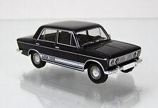 Busch MCZ 03 186 Lada 1500 qué 2103 negro azul RDA tuning colección 1 87