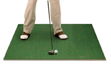 Golf Range Hitting Mat 4' x 6' Personal Indoor Mat Golf Swing Training Aid