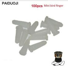 ✔ ✔ ✔ 100 Pcs Poultry Feather Plucking Remover Tool Chicken Plucker Finger ✔ ✔ ✔