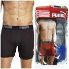 3 x PUMA Men's Cotton Boxers Briefs Short Underwear Sport Sz S M L XL New