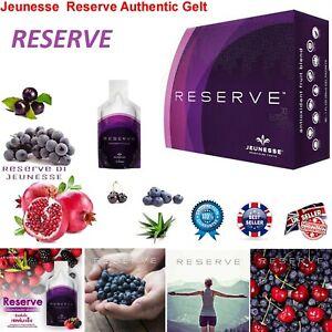 Jeunesse RESERVE Resveratrol Antioxidant DIETARY Supplement Exp 06/22