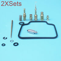 2 X Carburetor Repair Rebuild Kit For Honda TRX400EX 400EX TRX 400 EX 1999-2004