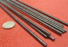 "8 mm X 1.25  Threaded Stud Steel  Hi-Strength  B7 3/"" Long 4 Pcs  FREE SHIPPING"