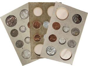 1955 US Mint Uncirculated Set - P D S Double Set w/22 Coins
