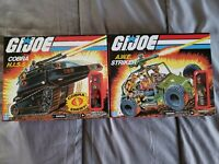 GI Joe Retro Cobra H.I.S.S. & A.W.E Striker. 2020 NIB WalMart Exclusive AWE HISS
