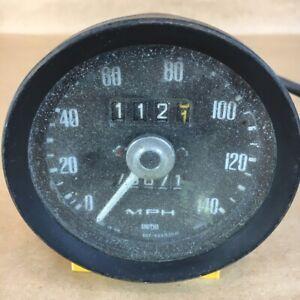 OEM Jensen Healey Smiths Speedometer Speed Gauge SNT 5230/00 1000 140MPH Orig.
