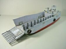 Landing Craft Mechanized LCM (3)  1/25 scale model kit (prepainted) 311 parts