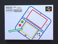 NEW Nintendo 3DS LL XL Console Super Famicom Edition Japan Limited quantity