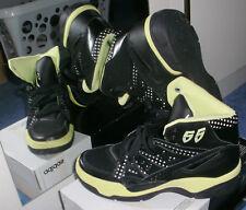 Neue Adidas Basketballschuhe Mutombo High Top Selten NP 200 €, Gr. 38