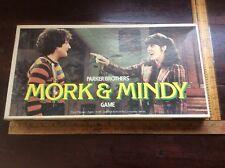 Vintage Mork & Mindy Board Game , No 172, Parker Brothers