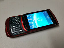 BlackBerry Torch 9800 - Red (AT&T) UNLOCKED Slider Smartphone
