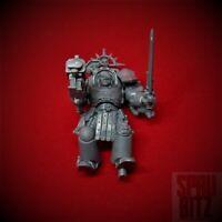 Assault on Black Reach Space Marine Terminator Sergeant Warhammer 40,000 bitz