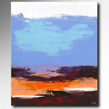ORIGINAL Acryl Gemälde abstrakt HANDGEMALT modern Bild Kunst Art Bilder UNIKAT