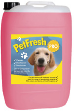 25L BUBBLEGUM PET DOG CAT AVERY ANIMAL CATTERY DISINFECTANT WASH ANTI BACTERIAL