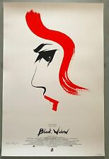 Olly Moss BLACK WIDOW AP Marvel Avengers Mondo Movie Poster Print