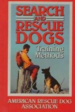 Search And Rescue Dogs: Training Methods, Training, General, General AAS, Law En