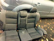 Volvo V50 Kombi Rücksitzbank Sitzbank hinten Sitze ab BJ2005  139875989